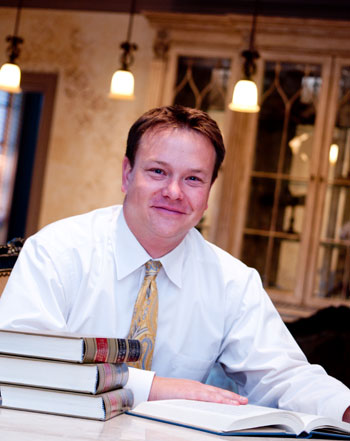 Personal Injury Lawyer Brad Stark Elected President of 28th Judicial District Bar