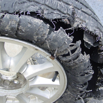 Tire Defect Attorneys Serving Western North Carolina