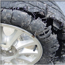 Tire Defect attorneys in western NC