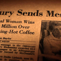 """Hot Coffee"" Documentary Explores Tort Reform"