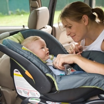 Reduce The Risk Of Injury To Children In A Car Accident