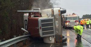 Asheville Truck Wreck