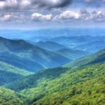 Blue Ridge Mountains Asheville, NC