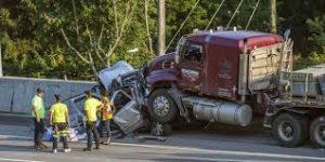 Car Truck Crash