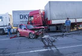 Car Truck Wreck