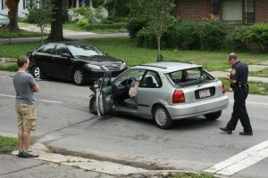 Car Wreck NC