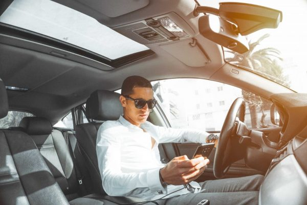 Distracted Driving Causes Auto Accidents