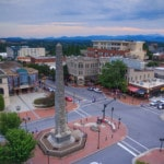 Downtown Asheville, NC