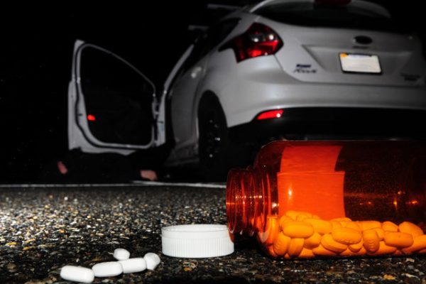 Drugged Driving Dangers