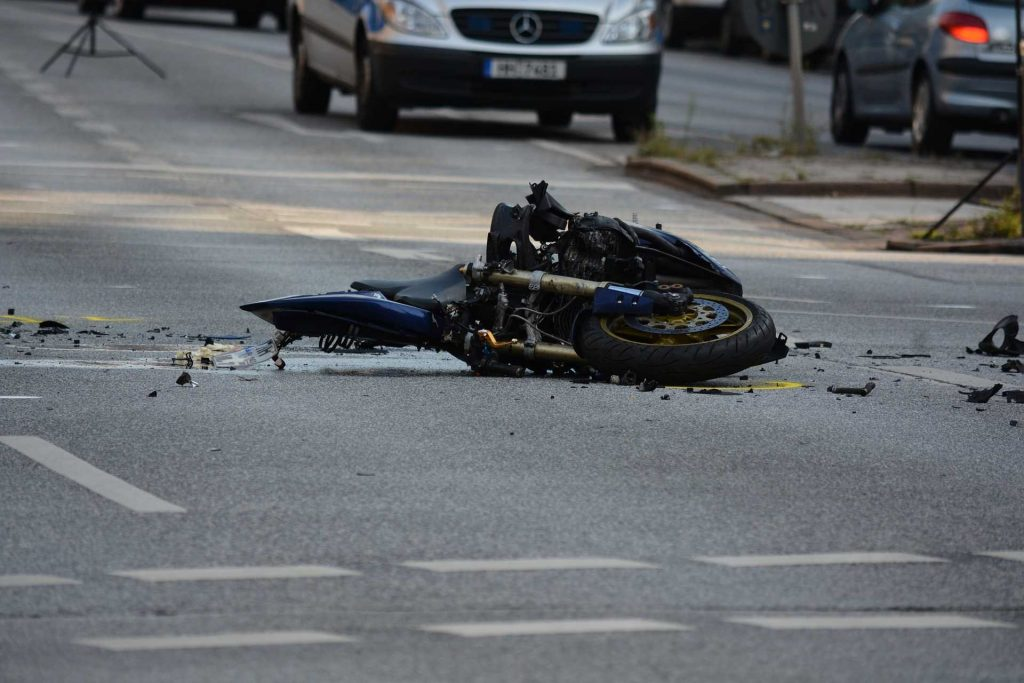 What Causes Motorcycle Accidents