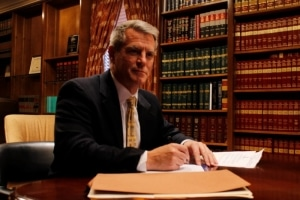 Personal Injury Lawyer Perry Fisher - Fisher Stark, P.A. - Asheville, NC - 828-505-4300