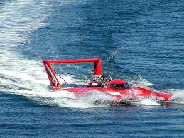 Speed Boat Accident