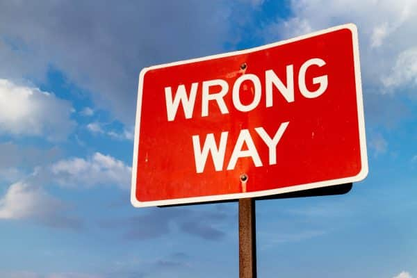 Wrong Way Crashes - Head On Crash Injuries